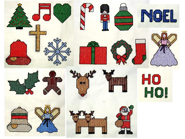 Christmas Cross Stitch!